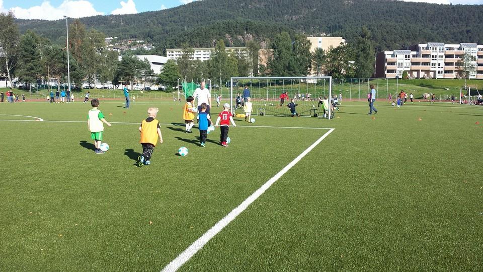Løv-Ham inviterer til Oppstarts trening for nye løver og løvinner født 2012 og 2013.