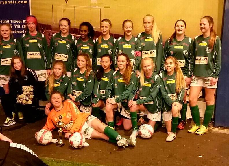 Løvinnene vant Go London Cup i Haugesund