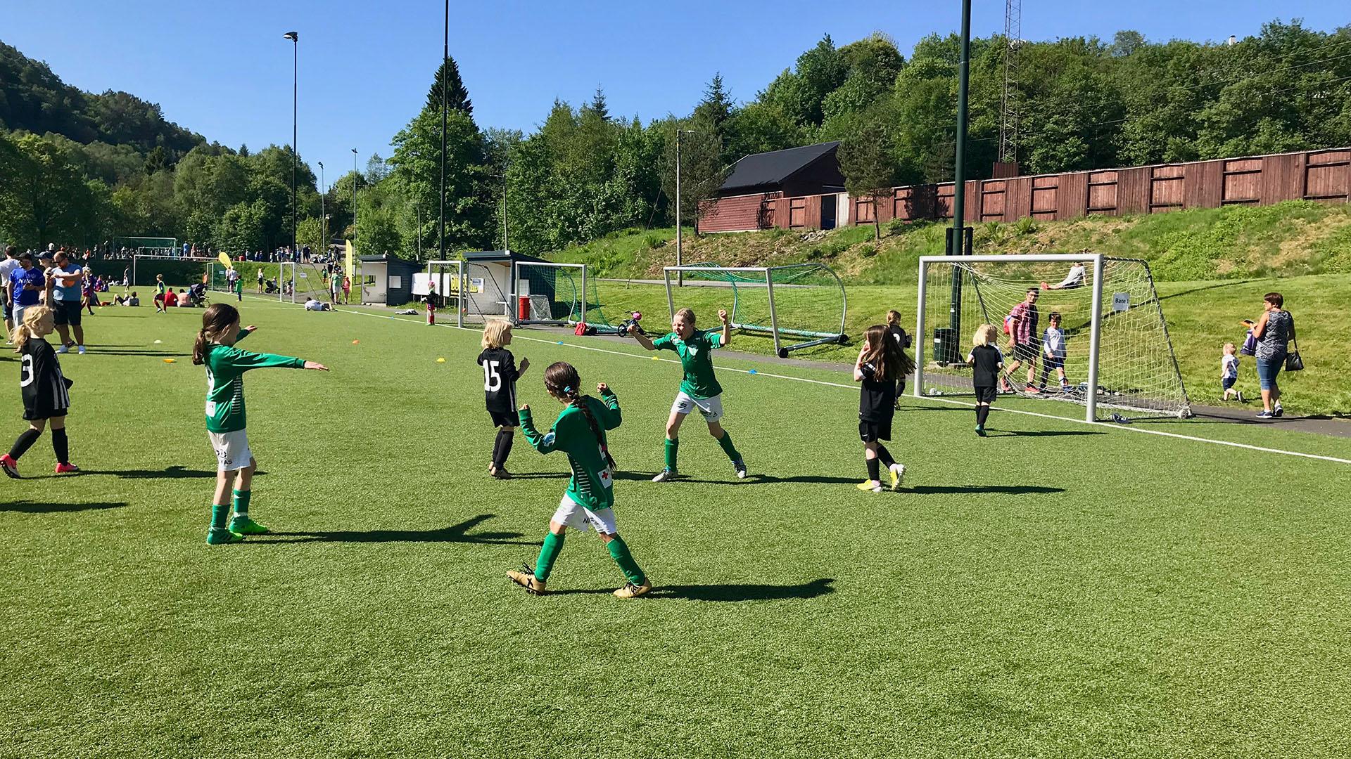 Sterke Løvinner markerte seg i årets Ramudden cup 2018