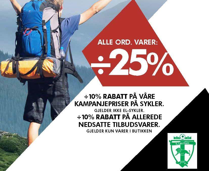 Handledager hos Sport Norge